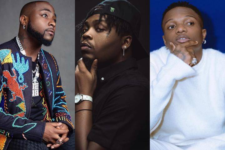 'Two Of Them Get Choko' - See The Funny Thing Olamide Said About Collaborating With Wizkid And Davido